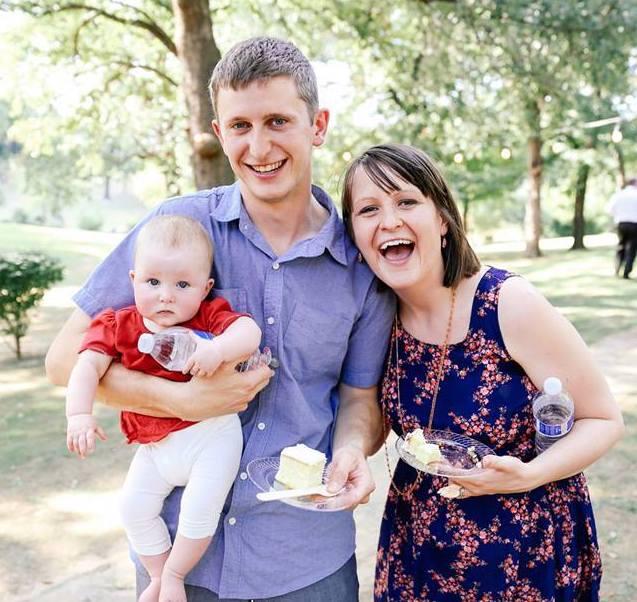 Annemarie, Isaac & Genesis
